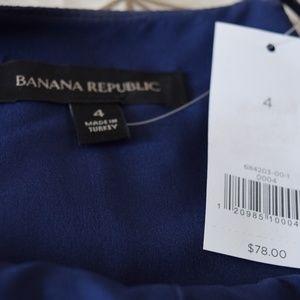 Banana Republic Tops - Navy Banana Republic Peplum Top